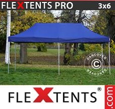Racing tent 3x6 m Dark blue