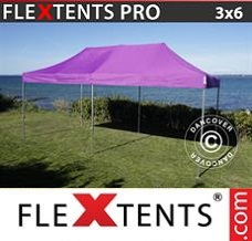 Racing tent 3x6 m Purple